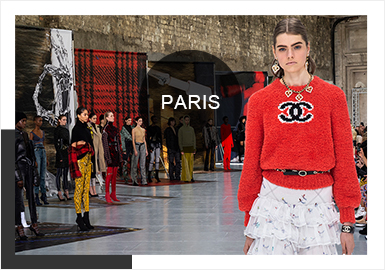Diversified Paris -- A/W 19/20 Analysis of Catwalks for Women's Knitwear