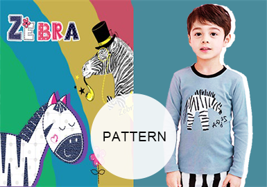 Zebra -- A/W 20/21 Pattern Trend for Kidswear