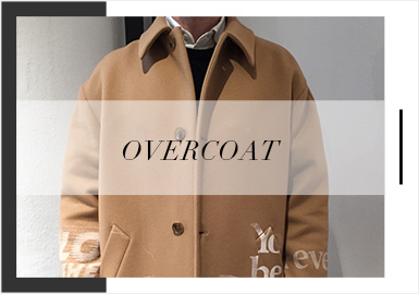 Overcoat -- A/W 19/20 Analysis of Trunk Shows for Menswear