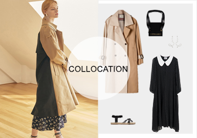 Capable and Experienced -- 2020 Pre-Fall Women's Trench Coat Collocation