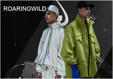 ROARINGWILD -- S/S 2019 Designer Brand for Menswear