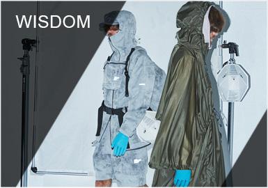 Wisdom -- S/S 2019 Designer Brand for Menswear