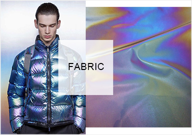 Technical Feel -- A/W 20/21 Technical Fabrics Trend for Menswear