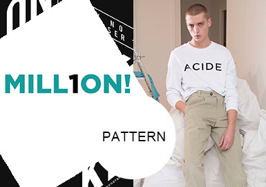 Simple Letters -- A/W 20/21 Pattern Trend for Menswear