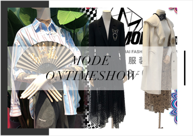 Shanghai Exhibitions -- A Comprehensive Analysis of A/W 19/20 Trunk Shows for Womenswear