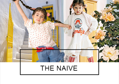 The naive -- S/S 2019 Benchmark Brand for Kidswear