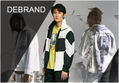 DEBRAND -- S/S 2019 Designer Brand for Menswear