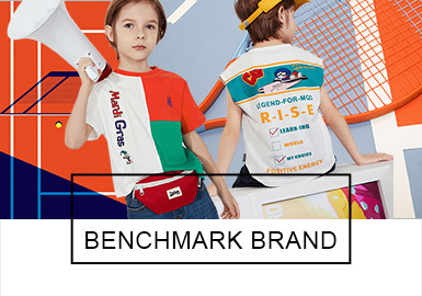 Tops -- S/S 2019 Analysis of Benchmark Brands for Boys