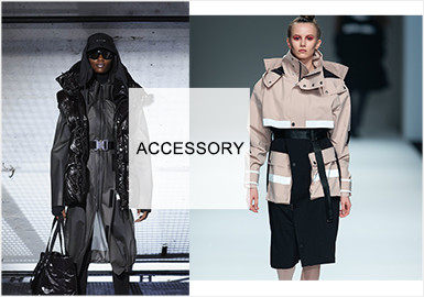 Winter Protection -- A/W 20/21 Accessories Trend for Women's Puffa