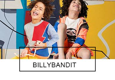 BillyBandit -- S/S 2019 Benchmark Brand for Kidswear