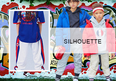 Fashion Pants -- A/W 20/21 Silhouette Trend for Boy's Pants