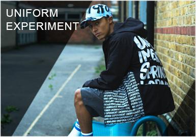 Uniform experiment -- S/S 2019 Designer Brand for Menswear