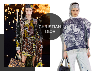 Christian Dior -- Analysis of Resort 2020 Catwalk Brands