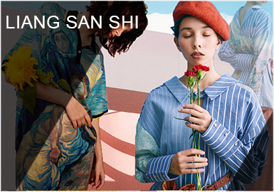 LIANG SAN SHI -- Recommended S/S 2019 Designer Brand for Womenswear
