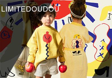Limitedoudou -- S/S 2019 Designer Brands for Kidswear
