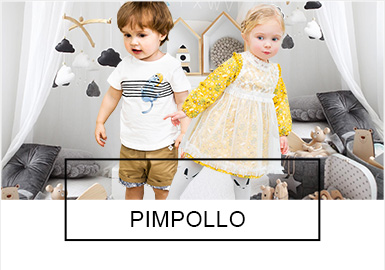 Pimpollo -- Recommended S/S 2019 Benchmark Brand for Babies
