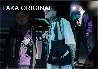 Taka Original -- Recommended S/S 2019 Designer Brand for Menswear