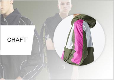 Smart Jackets -- A/W 20/21 Detail Craft Trend