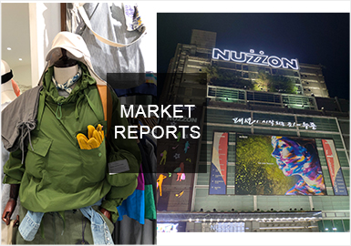 Mixed Street Fashion -- Comprehensive Analysis of South Korean Menswear Markets