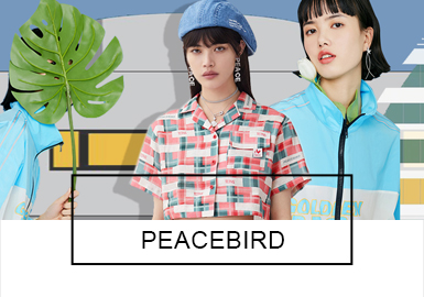 The Era of Peace -- Analysis of Peacebird's Womenswear