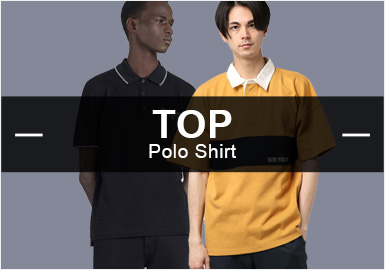 Polo Shirt -- Analysis of Popular Menswear