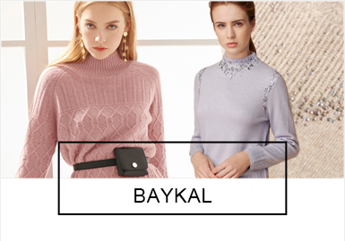 Knitwear -- Analysis of the Benchmark Brand Baykal