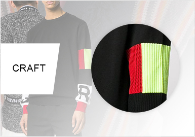 Interaction -- Craft Trend of Men's Knitwear
