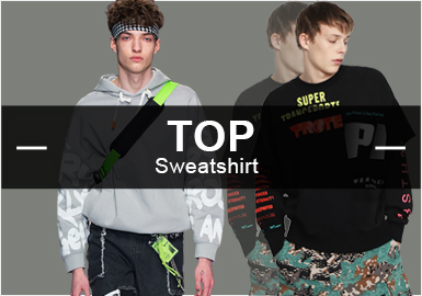 Sweatshirt -- Analysis of Popular Men's Sweatshirts