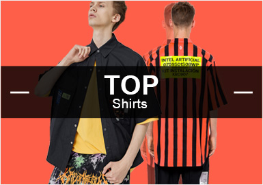 Shirts -- Popular Items in Menswear Markets
