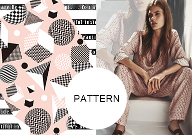 Comfortable&Modern -- Key Patterns for Women's Loungewear