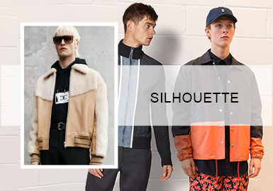 Simple Yet Unconventional -- Silhouette Trend for Men's Jackets