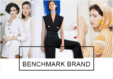 Simplicity and Nature -- Comprehensive Analysis of Ladies' Brands