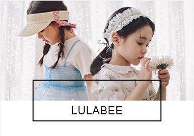 Lulabee -- Analysis of the Benchmark Brand for Kidswear