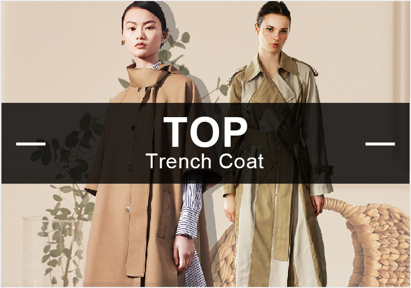 Trench Coat -- Analysis of Popular Items in Womenswear Markets