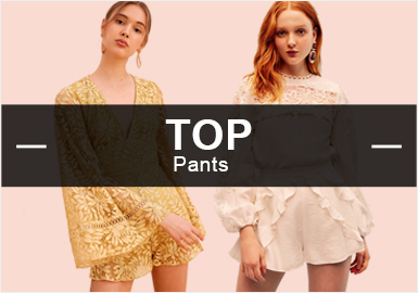 Pants -- Analysis of Popular Items in Women's Markets