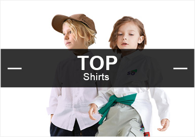 Shirts -- Analysis of Boys' Popular Items