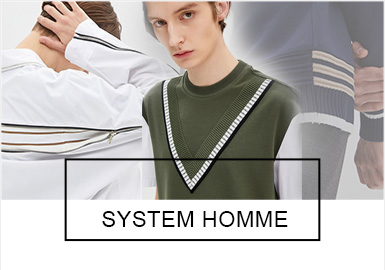 Subtle Urban Business -- Analysis of System Homme