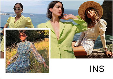 INS Fashion Bloggers -- The Round-Up Popular Outfits for S/S 19