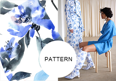The Oriental Elements -- The Pattern Trend for Womenswear