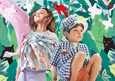 Bright Spring and Summer-- Design&Development for Kidswear