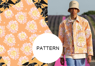Florals -- Big Brands' Patterns
