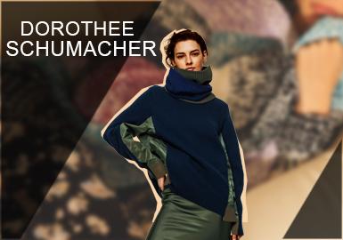 Elegant Mixing -- Dorothee Schumacher