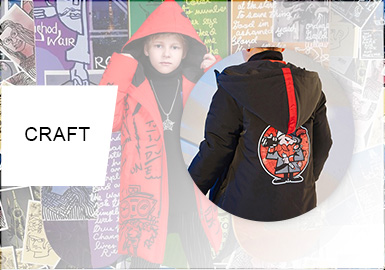 Street Movement -- The Craft Trend for A/W 20/21 Boys' Puffa Jackets