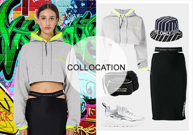 Chic Sweatshirts -- The Clothing Collocation for Women's Sweatshirts