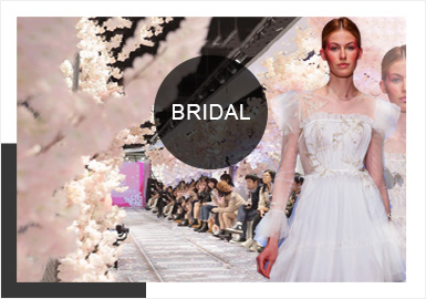 The Romantic J-Korea Style -- The Comprehensive Analysis of Wedding Dress Catwalks