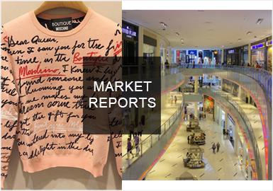 Pattern at Hong Kong Retail Market -- The Analysis of Women's Knitwear at Hong Kong Retail Market