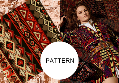 The Exotic-Ethnic Style -- The Pattern Trend for Womenswear