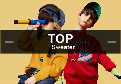 Knitwear -- The Analysis of Popular Items for Boys