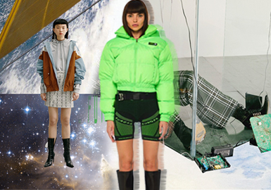 The Pre-Fall Womenswear Retail Market in China/ The Trend Confirmation at the Wholesale Market