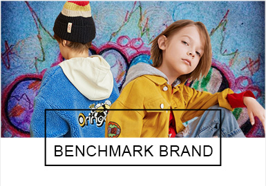 Fashion and Happiness -- The Comprehensive Analysis of Boys' Coat of Benchmark Brands